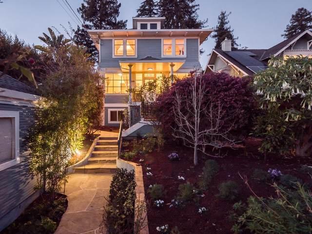 416 Escalona Drive, Santa Cruz, CA 95060 (#ML81826727) :: Realty World Property Network