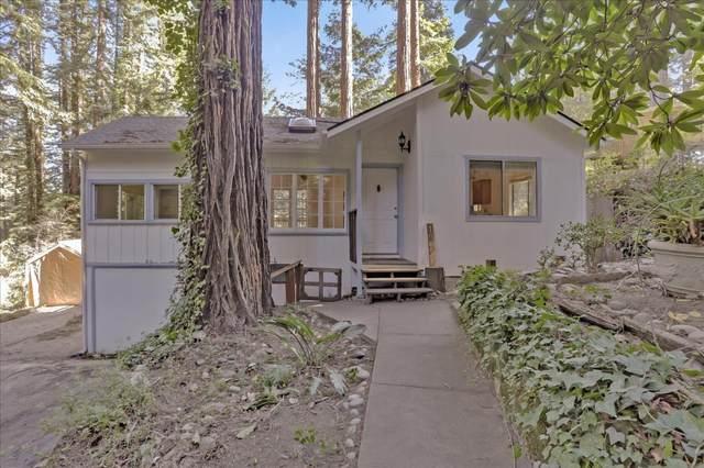 10672 Redwood Drive, Felton, CA 95018 (#ML81826739) :: Realty World Property Network