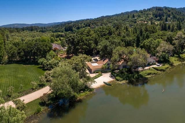 1550 Portola Road, Woodside, CA 94062 (#ML81826740) :: Realty World Property Network