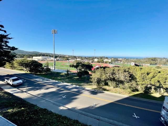 500 Glenwood Circle #537, Monterey, CA 93940 (#ML81826746) :: RE/MAX Accord (DRE# 01491373)