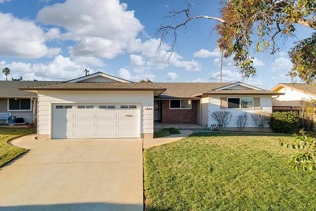 1561 Park Crest Court, San Jose, CA 95118 (#ML81826785) :: The Grubb Company