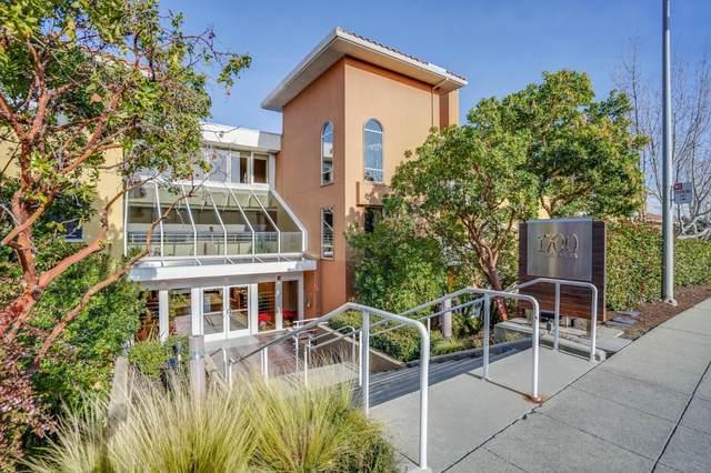 1700 De Anza Boulevard 209C, San Mateo, CA 94403 (#ML81826791) :: The Grubb Company