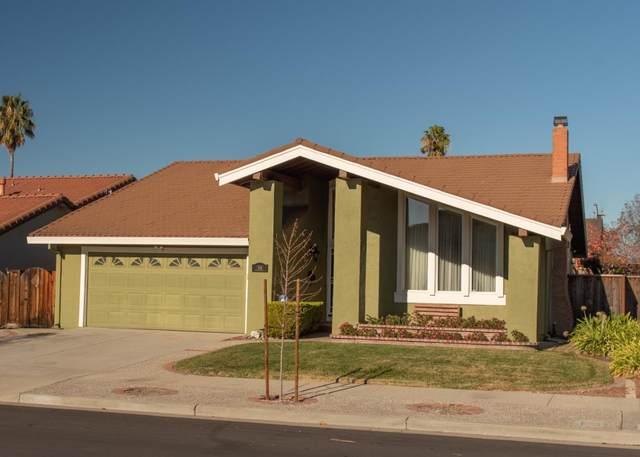 2581 Flagstone Drive, San Jose, CA 95132 (MLS #ML81826825) :: Paul Lopez Real Estate
