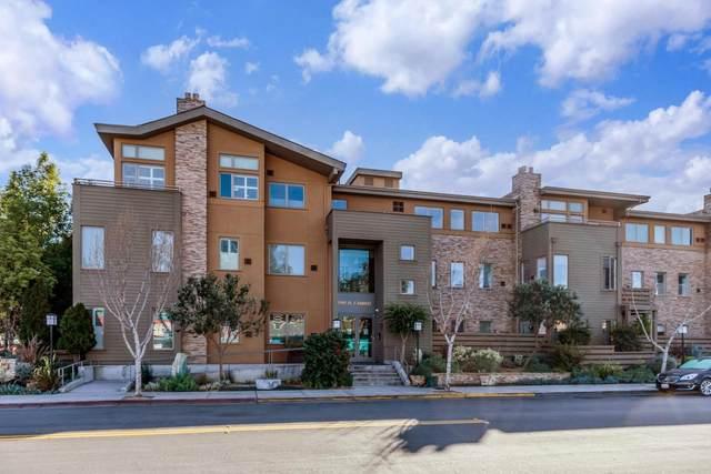5100 El Camino Real #303, Los Altos, CA 94022 (MLS #ML81826842) :: Paul Lopez Real Estate
