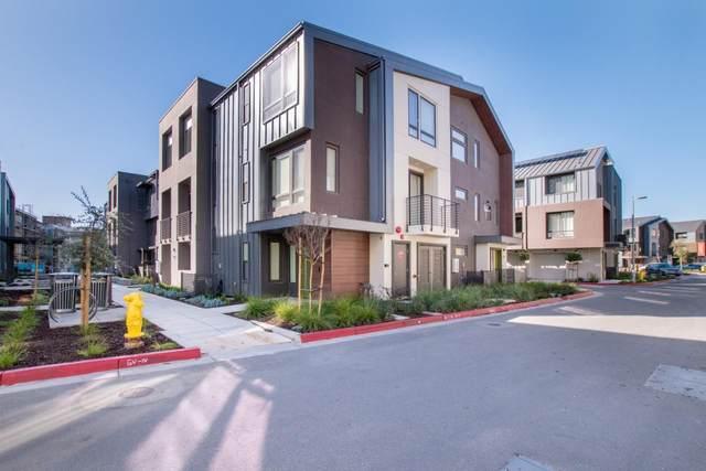3828 Enrichment Terrace #1002, Fremont, CA 94538 (MLS #ML81826867) :: Paul Lopez Real Estate