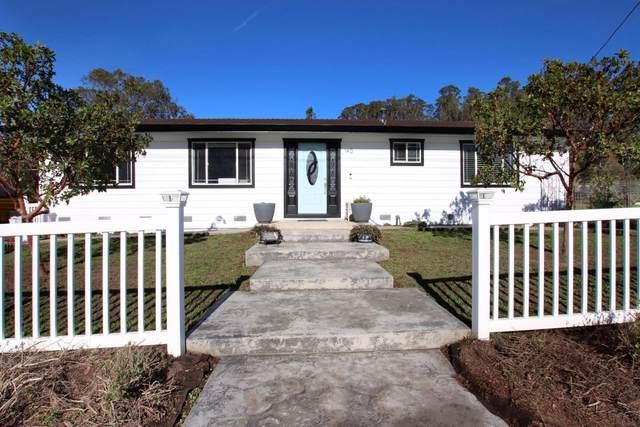 140 La Selva Drive, La Selva Beach, CA 95076 (#ML81826881) :: Blue Line Property Group