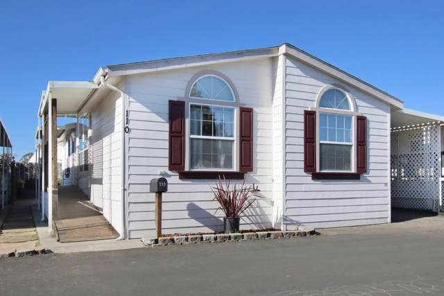 1255 38th Avenue #110, Santa Cruz, CA 95062 (#ML81826882) :: Blue Line Property Group