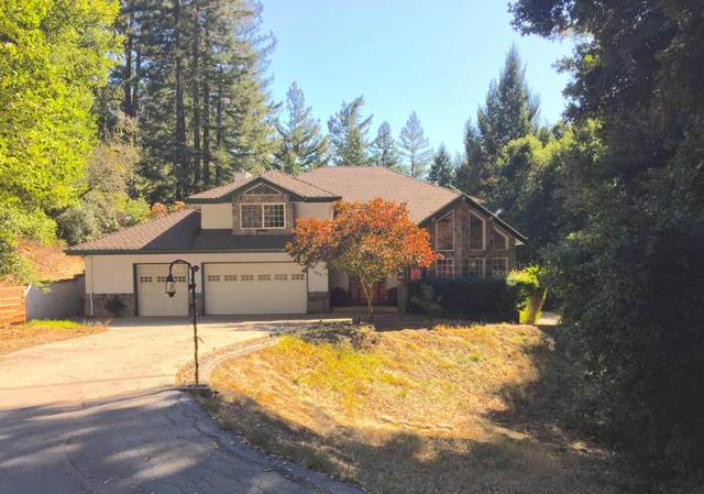 720 Dry Well Road, Boulder Creek, CA 95006 (#ML81823271) :: Blue Line Property Group