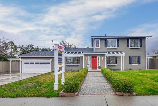 216 Wedgewood Avenue, Los Gatos, CA 95032 (#ML81823072) :: Blue Line Property Group