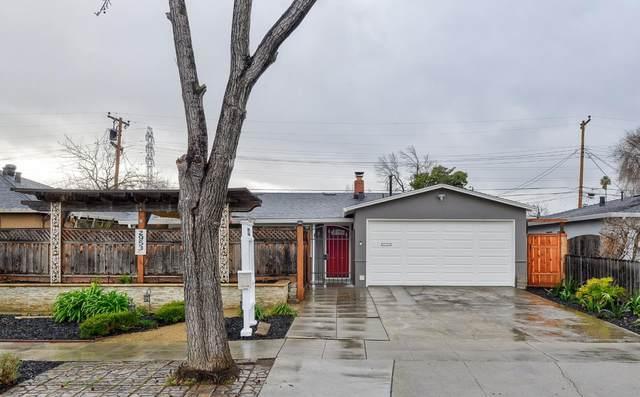 2953 Quinto Way, San Jose, CA 95124 (#ML81826978) :: Blue Line Property Group