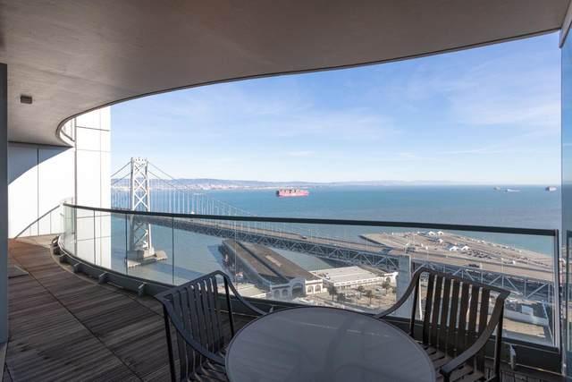338 Spear Street 35D, San Francisco, CA 94105 (#ML81827039) :: Realty World Property Network
