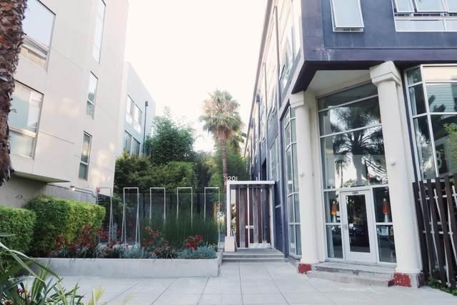1201 Pine Street #118, Oakland, CA 94607 (#ML81827067) :: RE/MAX Accord (DRE# 01491373)