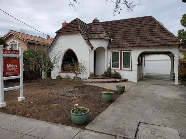 1463 Mcdaniel Avenue, San Jose, CA 95126 (#ML81825371) :: J. Rockcliff Realtors