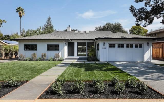 1355 Holly Avenue, Los Altos, CA 94024 (#ML81827178) :: J. Rockcliff Realtors