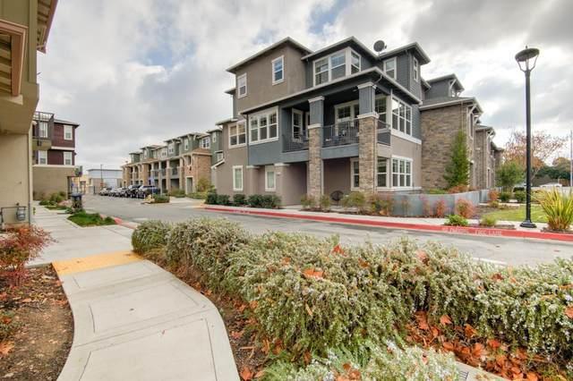 1654 Latitude Drive #4, San Jose, CA 95124 (#ML81825472) :: J. Rockcliff Realtors