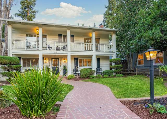 569 University Avenue, Los Altos, CA 94022 (#ML81827205) :: J. Rockcliff Realtors