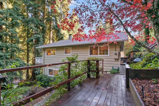 33 Azalea Avenue, Felton, CA 95018 (#ML81820613) :: Realty World Property Network