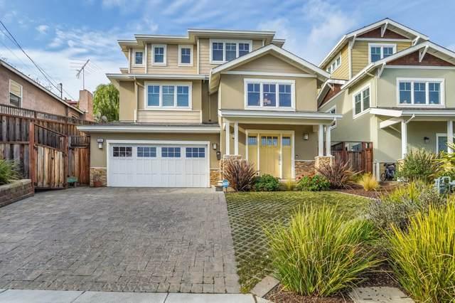 984 Alameda, San Carlos, CA 94070 (#ML81827410) :: Realty World Property Network