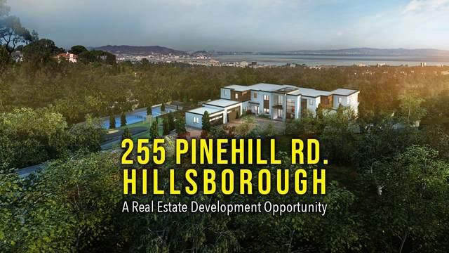 255 Pinehill Road, Hillsborough, CA 94010 (#ML81827399) :: Realty World Property Network