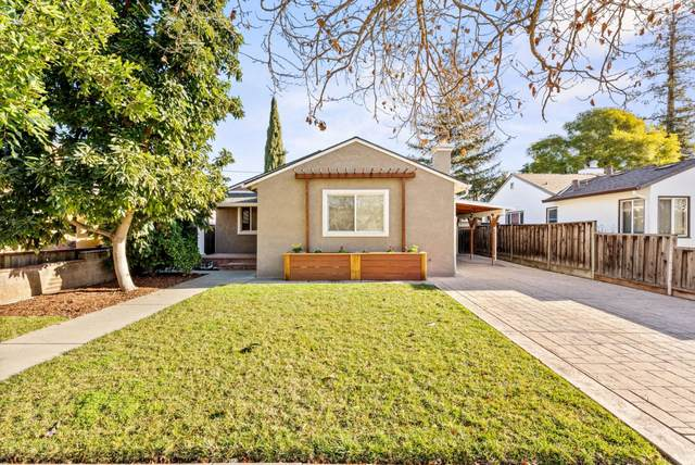 1268 N San Pedro Street, San Jose, CA 95110 (#ML81825227) :: Realty World Property Network