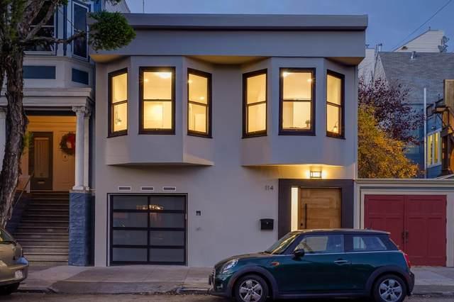 114 Jersey Street, San Francisco, CA 94114 (#ML81826864) :: Realty World Property Network