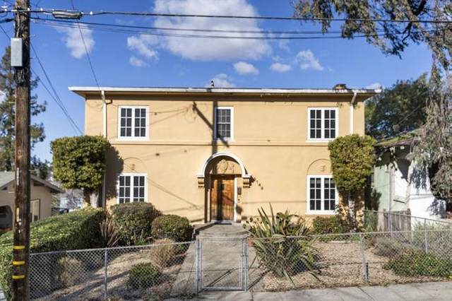 4149 Balfour Avenue, Oakland, CA 94610 (#ML81827421) :: Realty World Property Network