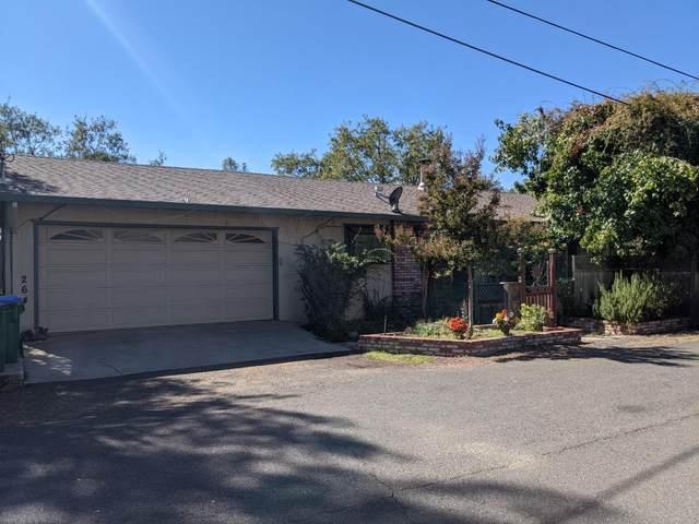 264 Mccormick Drive, Sonora, CA 95370 (#ML81815243) :: Armario Homes Real Estate Team