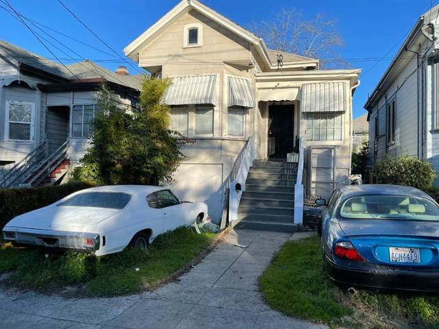 1608 Saint Charles Street, Alameda, CA 94501 (#ML81828766) :: The Lucas Group