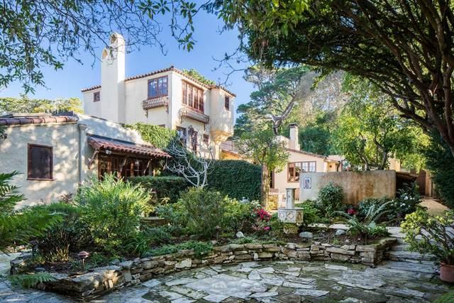 0 Sw Corner Casanova And 11th Avenue, Carmel, CA 93923 (#ML81827168) :: Realty World Property Network