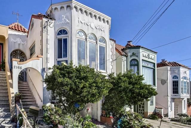 2166 20th Avenue, San Francisco, CA 94116 (#ML81830763) :: The Grubb Company