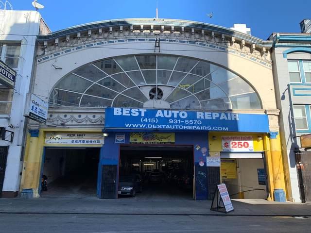 152 Turk Street, San Francisco, CA 94102 (#ML81831127) :: The Grubb Company