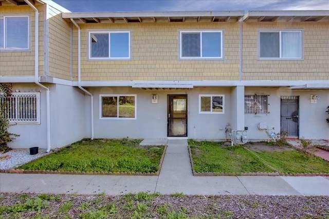118 Coral Court #28, San Francisco, CA 94124 (#ML81828923) :: The Grubb Company