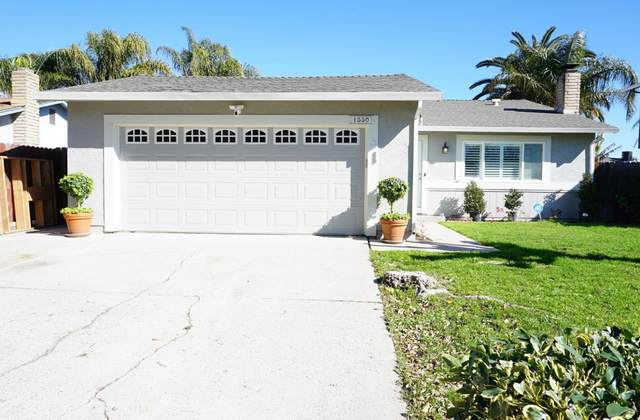 1550 Griffith Place, Tracy, CA 95376 (#ML81831561) :: Excel Fine Homes