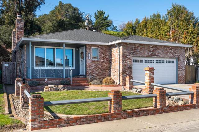 505 Hawthorne Avenue, San Bruno, CA 94066 (#ML81832200) :: Sereno