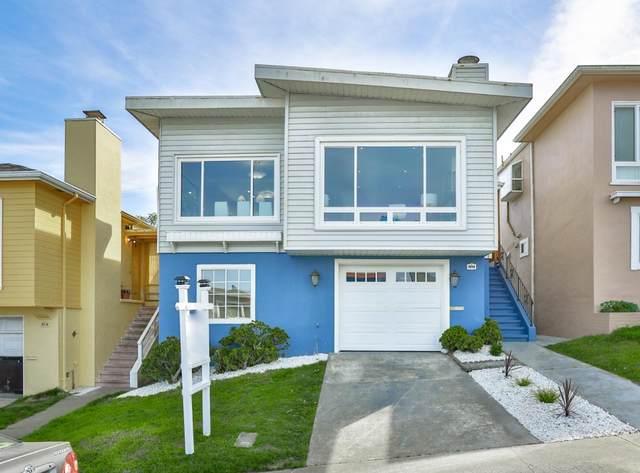 265 Westridge Avenue, Daly City, CA 94015 (#ML81832214) :: Sereno