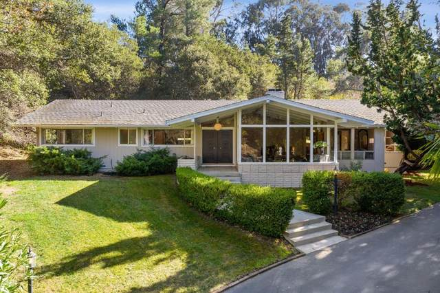25 Creekwood Way, Hillsborough, CA 94010 (#ML81832217) :: Sereno