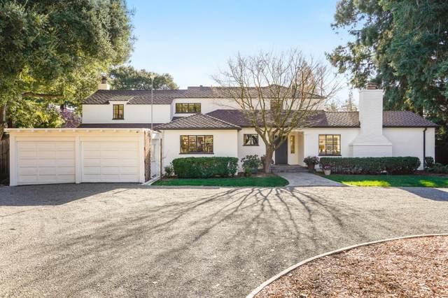 600 Ringwood Avenue, Menlo Park, CA 94025 (#ML81832227) :: Sereno