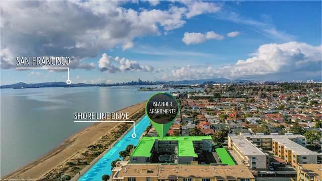1701 Shoreline Drive, Alameda, CA 94501 (#ML81832377) :: Jimmy Castro Real Estate Group