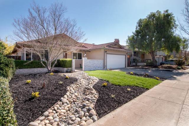 1326 Dunnock Way, Sunnyvale, CA 94087 (#ML81832498) :: Paradigm Investments