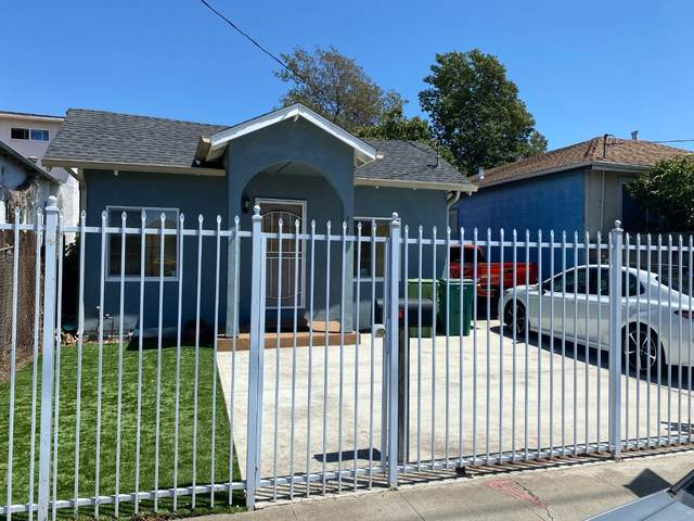 472 Hale Avenue, Oakland, CA 94603 (#ML81832570) :: Excel Fine Homes