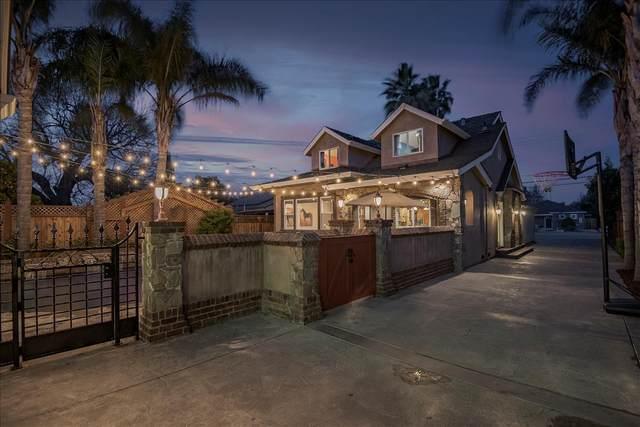 1073 Thornton Way, San Jose, CA 95128 (#ML81832596) :: Paradigm Investments