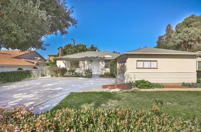 3557 Margate Avenue, San Jose, CA 95117 (#ML81832618) :: Paradigm Investments