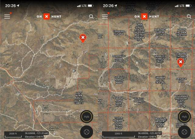 0 Willow Springs Ranch, PAICINES, CA 95043 (#ML81833955) :: Realty World Property Network