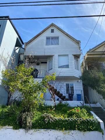1361-1363 Kansas Street, San Francisco, CA 94107 (#ML81834657) :: MPT Property