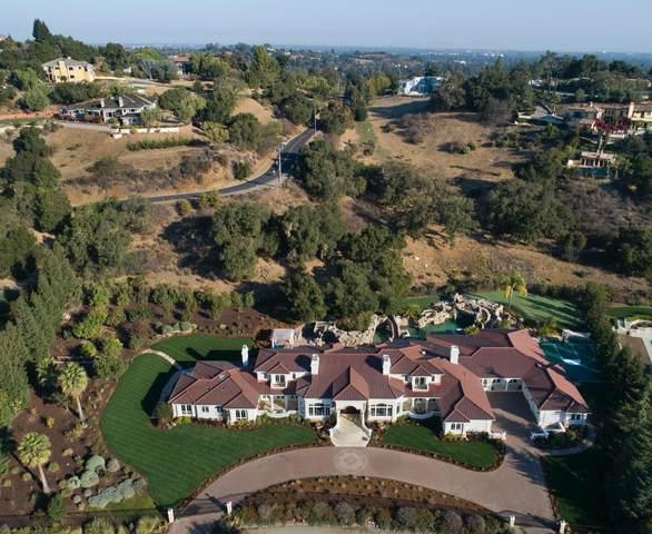 12160 Kate Drive, Los Altos Hills, CA 94022 (#ML81818311) :: Realty World Property Network