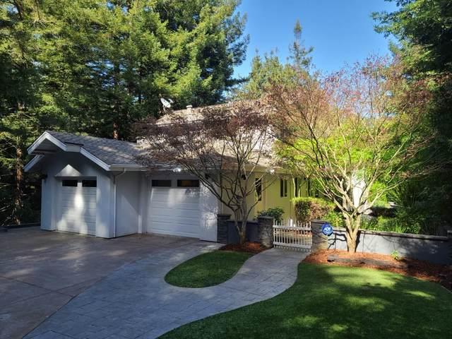 1717 Granite Creek Road, Santa Cruz, CA 95065 (#ML81837016) :: The Venema Homes Team