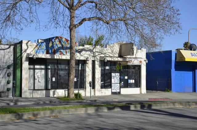 1491 San Pablo Avenue, Berkeley, CA 94702 (#ML81837752) :: Sereno