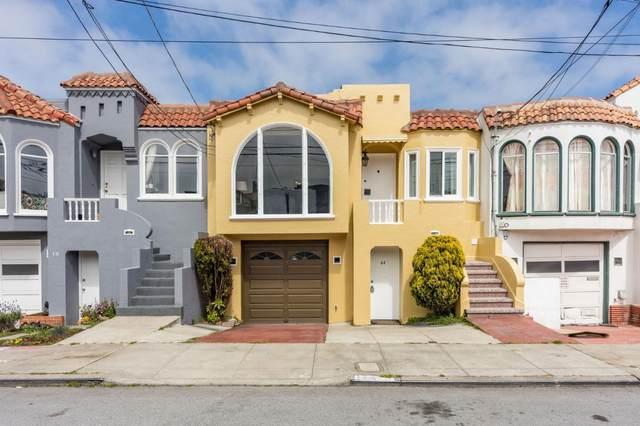 44 Navajo Avenue, San Francisco, CA 94112 (#ML81837998) :: Excel Fine Homes