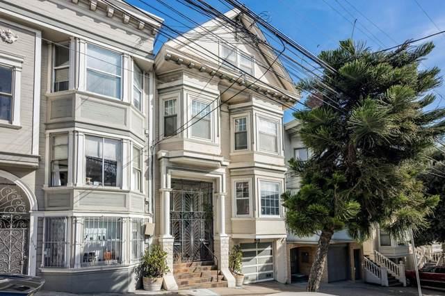 1021-1023 Noe Street, San Francisco, CA 94114 (#ML81838026) :: Excel Fine Homes