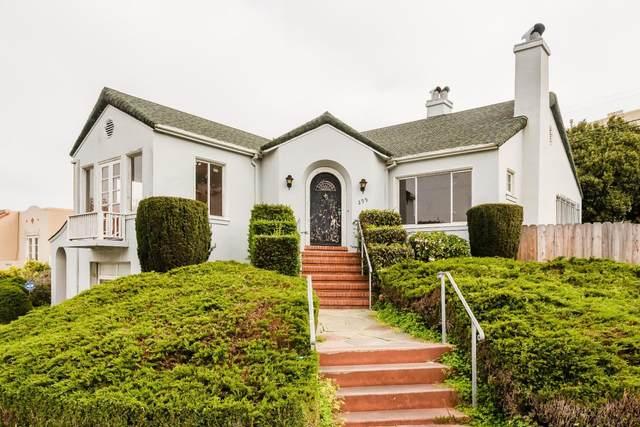 299 S Hill Boulevard, San Francisco, CA 94112 (#ML81838053) :: Excel Fine Homes